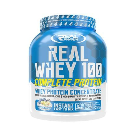 Real Complete Whey 100 - 2250g