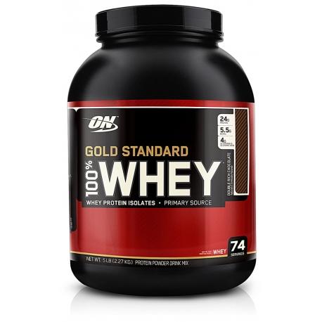 100 % whey Gold standard 4,5kg