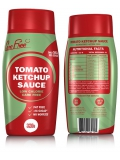 TOMATO KETCHUP SAUCE 0 Kcal 320g
